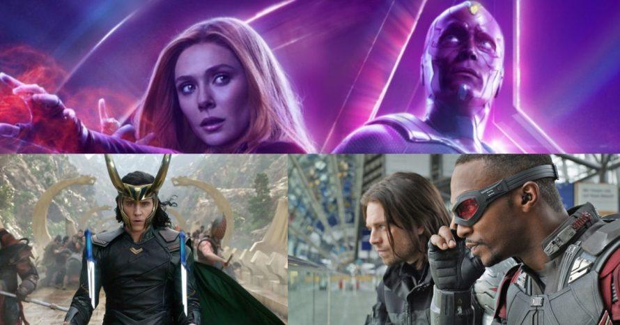 Fãs terão de ver séries do Disney+ para entender novos filmes da Marvel