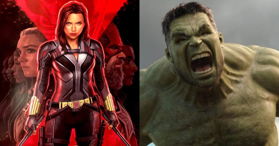 Scarlett Johansson conta por que Hulk e Viúva Negra não namoraram no UCM