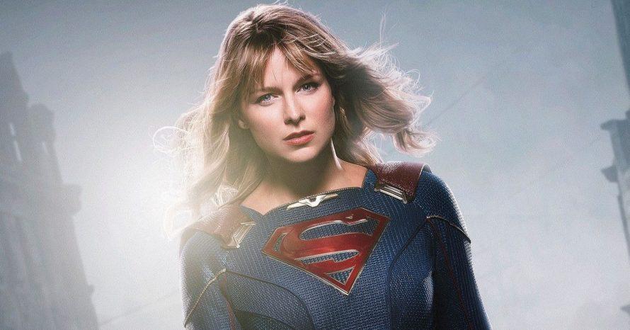 Supergirl: pôster da 5ª temporada mostra elenco e novo traje da heroína