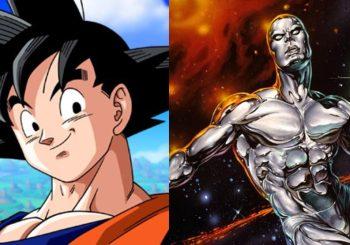 Goku inspirou novo poder do Surfista Prateado nos quadrinhos? Entenda