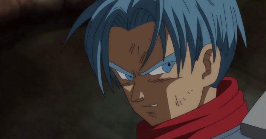 Dragon Ball Heroes: Mirai Trunks quase chegou ao Super Saiyajin 4