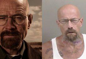 Sósia de Walter White é procurado nos EUA por posse de metanfetamina