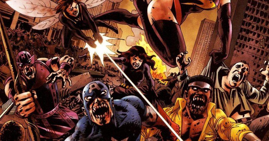 Marvel já registrou o termo 'zumbi', mas perdeu os direitos por desleixo; entenda