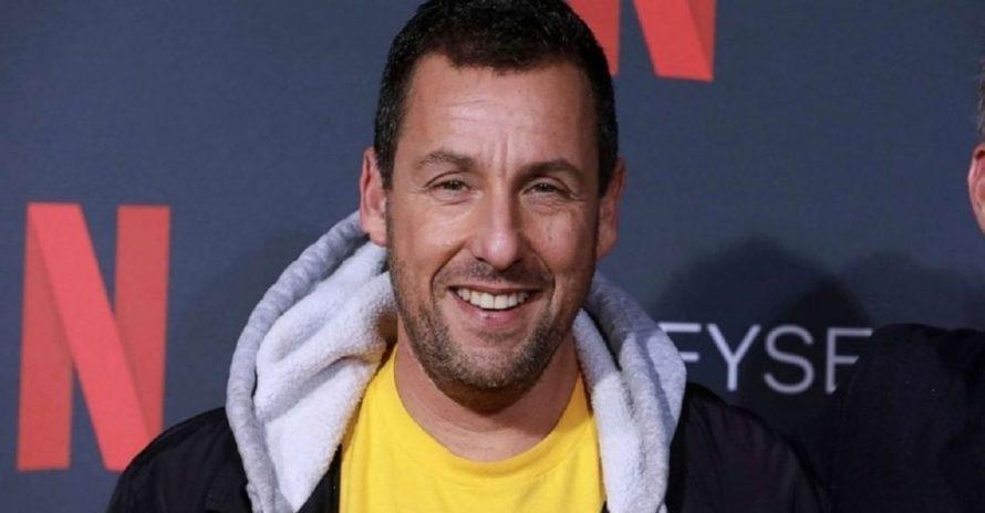 Adam Sandler é um dos nomes cotados para o Oscar de Melhor Ator