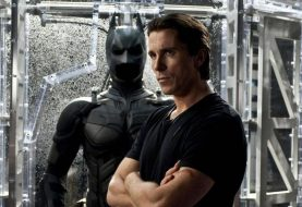 Christian Bale dá conselho a Robert Pattinson como Batman