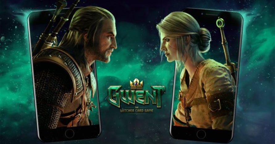 Gwent: The Witcher Card Game chega para iOS em outubro
