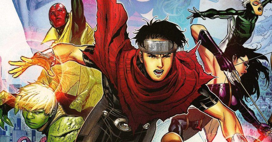 Jovens Vingadores estão cada vez mais perto dos filmes e séries da Marvel; entenda