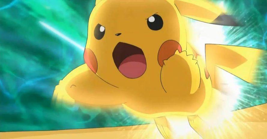 Pikachu derrota monstro lendário em anime de Pokémon; veja