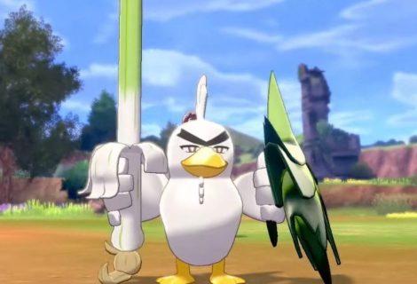 Pokémon Sword & Shield contará com a evolução de Farfetch'd