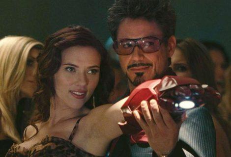 Homem de Ferro e Viúva Negra já protagonizaram vídeo erótico? Entenda
