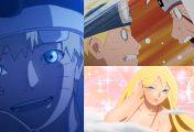 As melhores cenas do encontro de Boruto e Naruto no passado