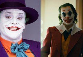 Coringa: versões de Joaquin Phoenix e Jack Nicholson têm algo em comum