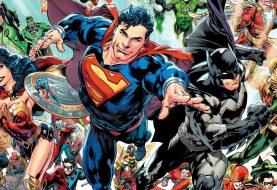 DC divulga visuais dos seus heróis e linha do tempo da saga Future State