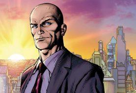 Como foi a gestão de Lex Luthor como presidente dos Estados Unidos