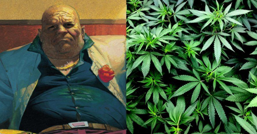 Maconha é legalizada dentro do universo de quadrinhos da Marvel