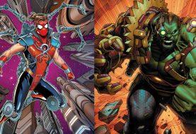 Homem-Aranha, Hulk e outros da Marvel ganham novos trajes mecânicos; veja todos