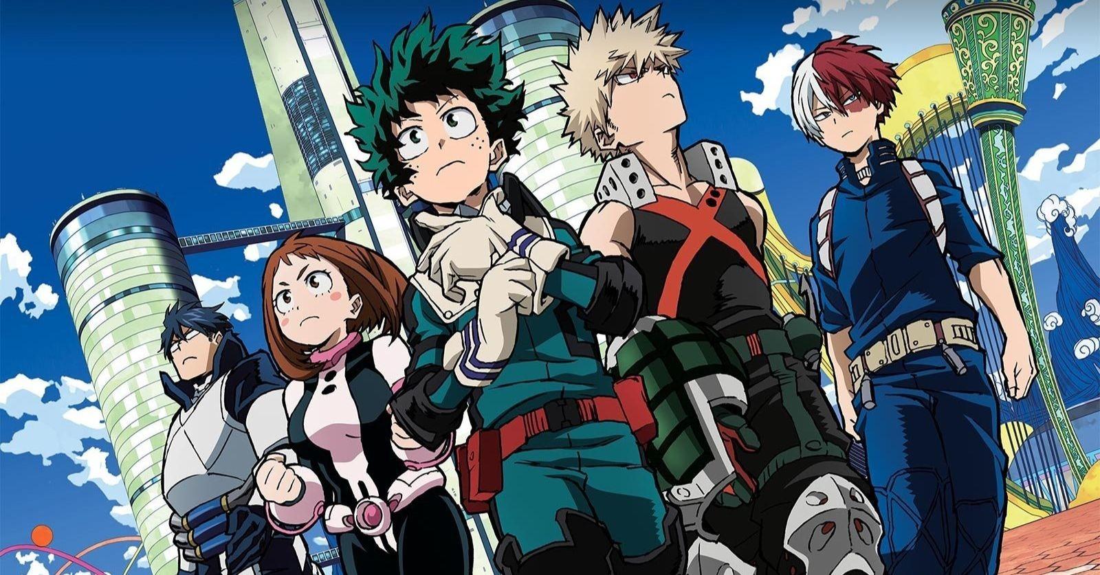 My Hero Academia: estúdio do anime pede que fãs parem de mandar ideias