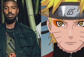 Michael B. Jordan lança linha de roupas baseada em Naruto