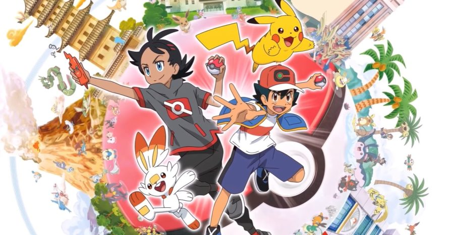 Pokémon: trailer do novo anime com 2 protagonistas é liberado; assista