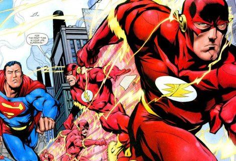 Superman vs Flash, quem é o mais rápido? A DC responde