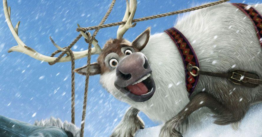 A rena Sven está perto de morrer em Frozen? Conheça esta curiosa teoria