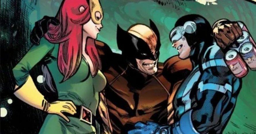 Marvel firmou triângulo amoroso entre Wolverine, Ciclope e Jean Grey? Entenda