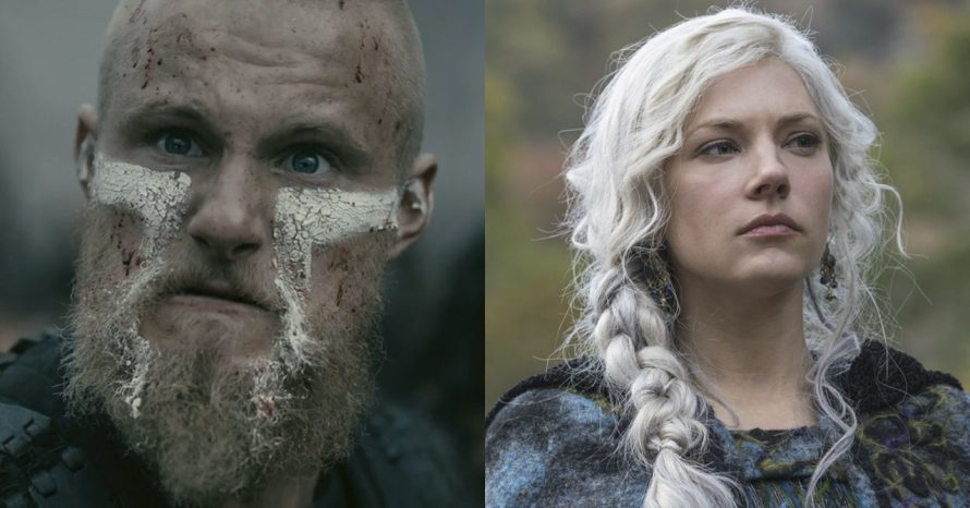 Teoria: Bjorn e Lagertha morrem na sexta temporada de Vikings?
