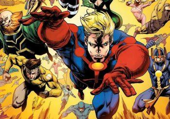 Os Eternos: suas diferenças para os X-Men e os Inumanos