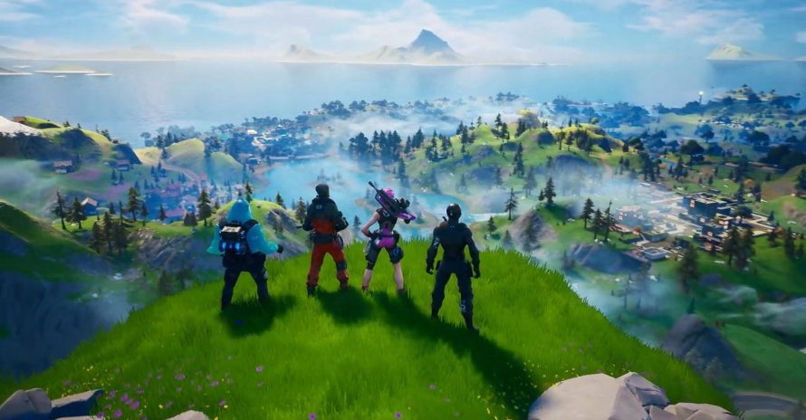 Fortnite adiciona recurso de tela dividida em modo Battle Royale