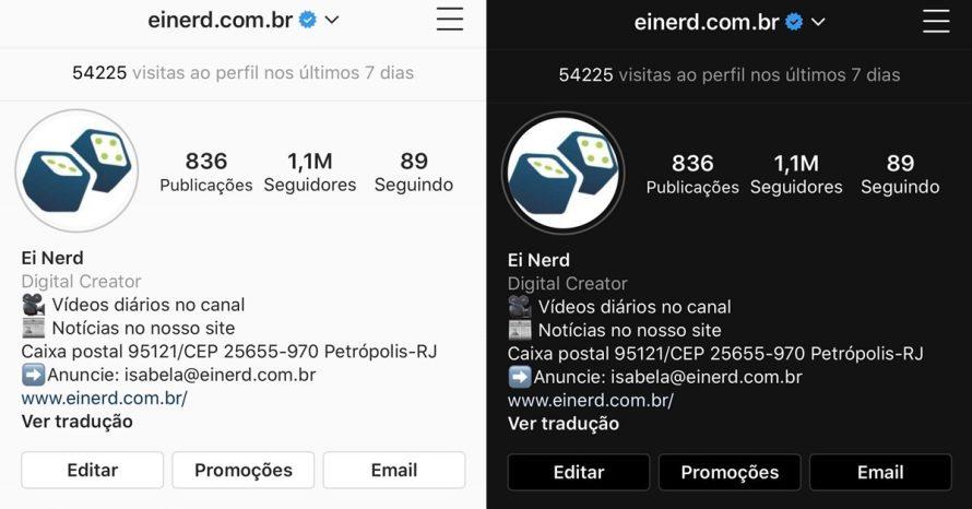 Instagram lança versão Modo Noturno; veja como ativar em Android e iOS