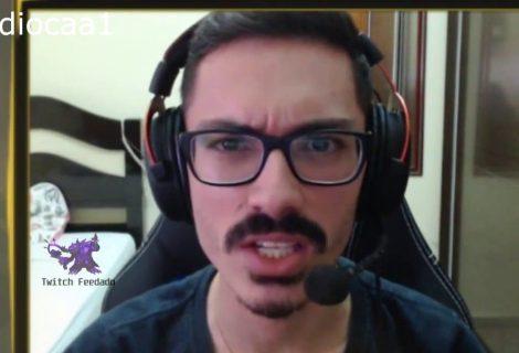 League of Legends: streamer Mandiocaa é acusado de apologia a pedofilia