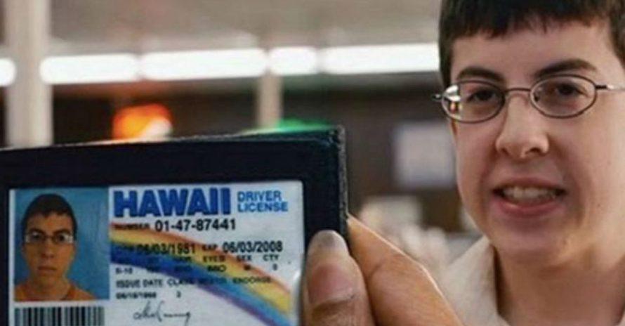 Homem é preso usando identidade de McLovin, do filme Superbad