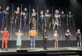 Os Eternos: Kevin Feige diz que filme é risco necessário para Marvel