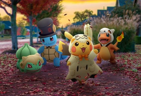 Pokémon Go: confira os detalhes do evento de Halloween 2019