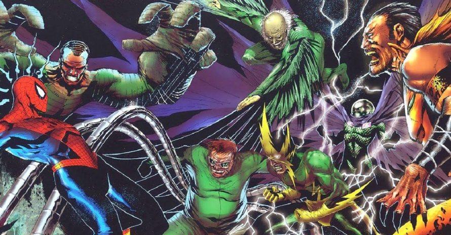Electro em Homem-Aranha 3 é uma pista da chegada do Sexteto Sinistro nos filmes da Marvel