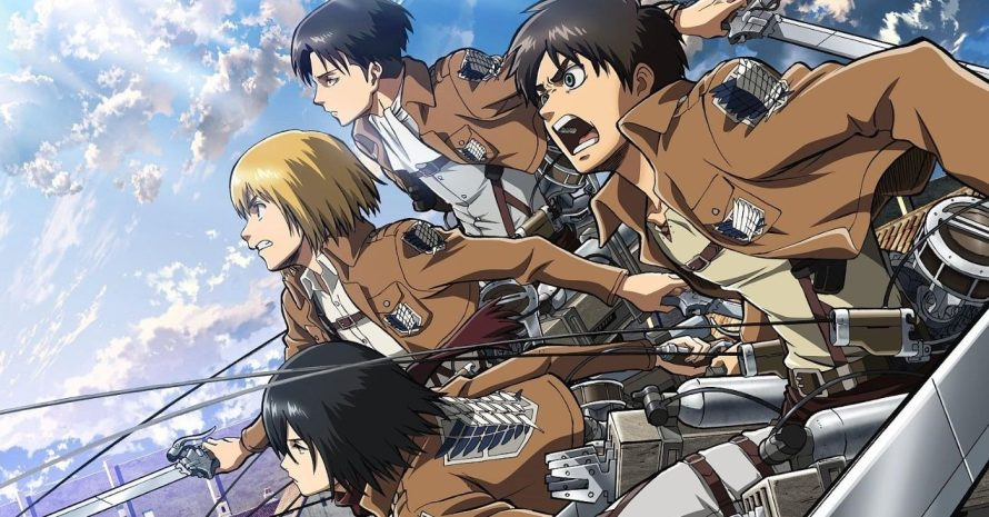 Attack on Titan: mangá tem retorno de personagem após 8 anos ausente