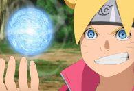 Boruto fará Rasengan em dupla com Naruto para derrotar Urashiki