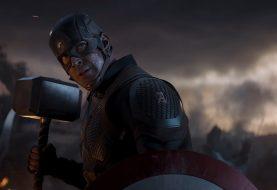 Vídeo mostra reação dos fãs com Capitão América erguendo o Mjolnir