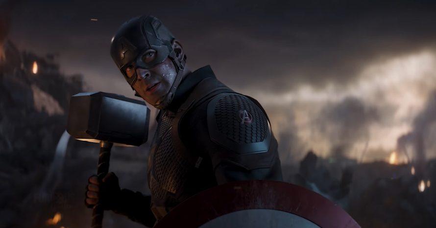 Capitão América: Chris Evans diz que gosta de ser exemplo para crianças