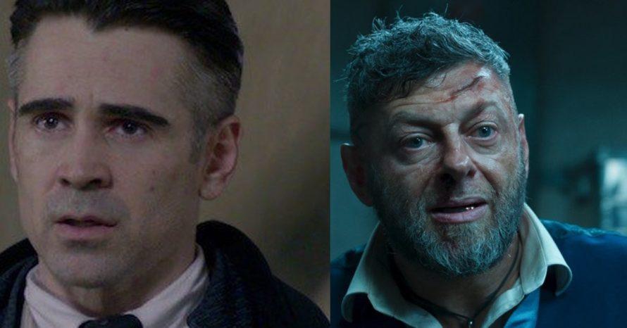 Colin Farrell e Andy Serkis negociam papéis importantes em The Batman