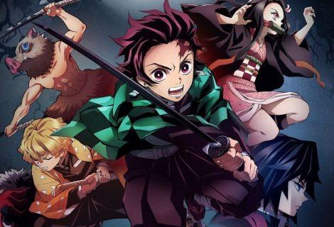 Demon Slayer: anime chega ao catálogo da Netflix em abril