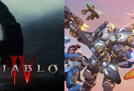 Diablo IV e Overwatch 2 são confirmados pela Blizzard; veja os trailers