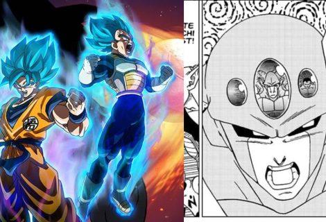Dragon Ball Super: androide vilão mostra novo poder no mangá