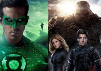 Os piores filmes de super-heróis lançados nesta década