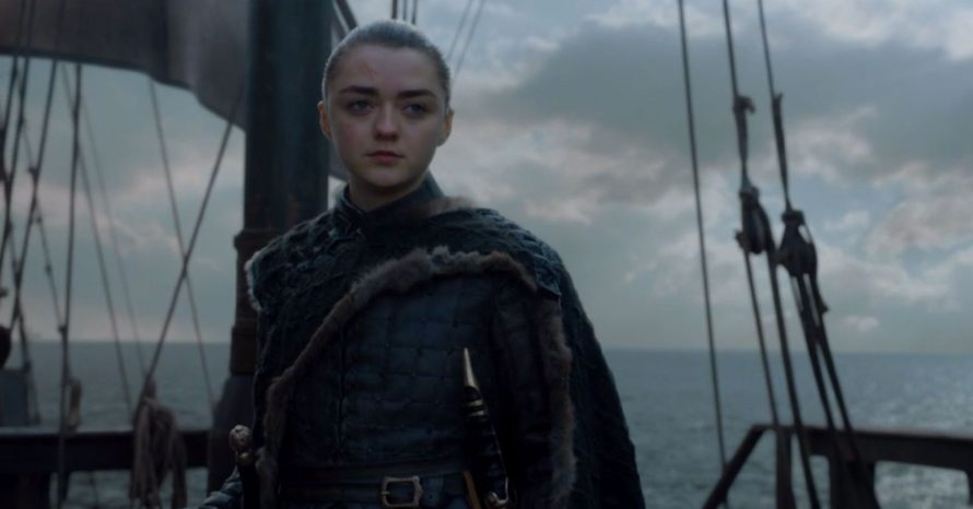 Game of Thrones: criadores da série comentam destino final de Arya Stark