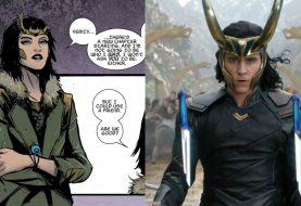 Loki: foto revela possível presença da Lady Loki na série; confira