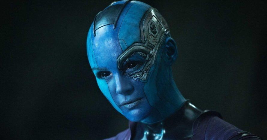Guardiões da Galáxia Vol. 3: Karen Gillan espera que Nebulosa se recupere