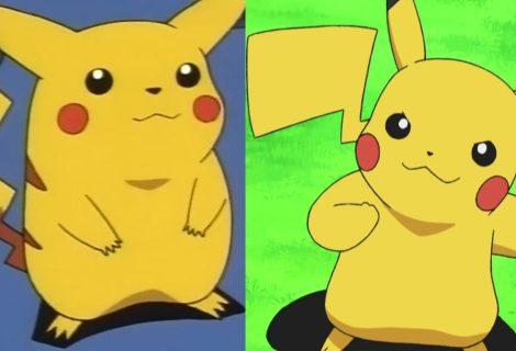 Pikachu mudou ao longo dos anos - e a ciência explica o motivo