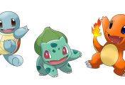 De Kanto a Galar, confira todos os Pokémon iniciantes da franquia