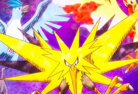 Mangá de Pokémon tem fusão sombria dos pássaros lendários